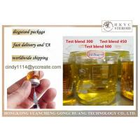 Buy cheap Injectable Semi Finished Steroid Blend Test Blend 500 For Muscle Building product