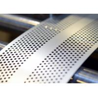 Buy cheap Stainless Steel Perforated Metal Sheet , Perforated Aluminum Alloy Facade Panels from wholesalers