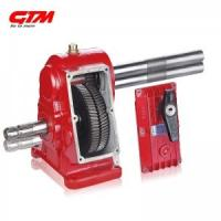 Buy cheap GTM agricultural ratio 1:4 pesticide sprayer gearbox from wholesalers