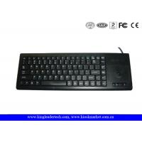 Buy cheap 87 Keys Plastic Industrial Keyboard with Trackball for Widely Use from wholesalers