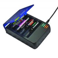 Buy cheap Soshine battery charger for 18650/RCR123 16340 batteries Li-ion Battery Charger from wholesalers