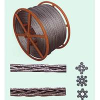 Buy cheap High Flexibility Anti twist Wire Rope Overhead Line polit Rope 12 strands from wholesalers