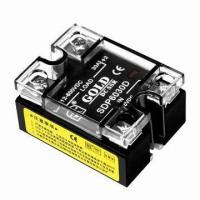 Buy cheap DC SSR Solid-state/Power/Module Relay, 47 or 63Hz Frequency Range product