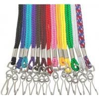 Buy cheap Nylon Id Neck Lanyard with Swivel Hook from wholesalers