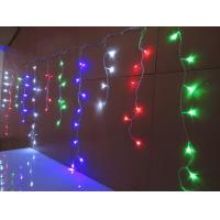 Buy cheap led icicle christmas lights clearance product
