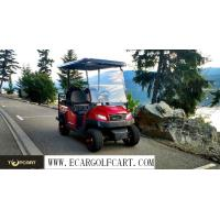 Buy cheap Special Design Electric Car Golf Cart , Multi Functional Motorised Golf Trolley from wholesalers