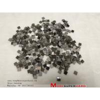Buy cheap pcd blank die making machinery,PCBN Cutting Tool Blanks from wholesalers