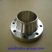 """Buy cheap Industrial UNS 2201 S32750 / S32760 Long Weld Neck Flange 1/2""""- 48"""" product"""