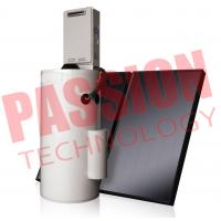 Buy cheap Laser Welding Split Solar Water Heater Flat Plate White Color Steel Outer Tank from wholesalers
