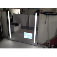 43 Inch Magic Mirror TV Illuminated Home Use High Resolution With USB Output