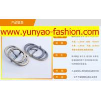 Buy cheap Belt and webbing metal fastener,zinc alloy square buckle wholesale from wholesalers