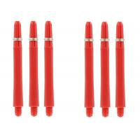 Buy cheap Standard 2BA Polyster Nylon Steel Tip / Soft Tip Dart Shafts Length 28mm from wholesalers