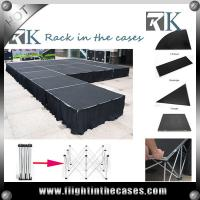 Buy cheap China wholesale market outdoor concert stage sale cheap portable stage from wholesalers
