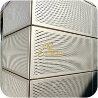 Buy cheap Metal perforated sheet for facade and architect Project from wholesalers