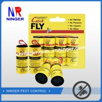 Buy cheap Fly Ribbon Fly Glue Trap Insect  Glue Trap Fly Paper Strip from wholesalers
