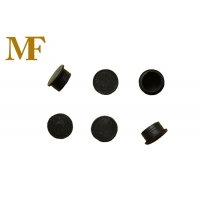 Buy cheap Plastic Black Cone Formwork D18 Tie Bar Hole Plug from wholesalers