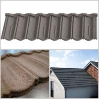 Buy cheap Light weight Colored Stone Coated Roof Tiles with Soncap Certificate from wholesalers