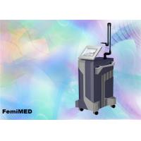 Buy cheap 0.1μM Erbium Co2 Fractional Laser Skin Resurfacing Machine with Circulating Water Cooling from wholesalers
