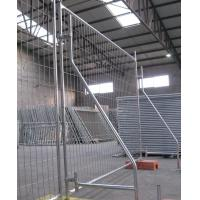 Buy cheap 60*150mm Galvanized Australia Temporary Fencing product