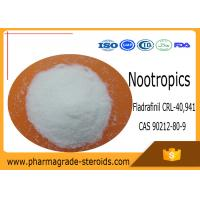 Buy cheap CAS 90212-80-9 Nootropics Fladrafinil CRL-40,941 Pharmaceutical Intermediates from wholesalers