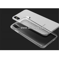 Buy cheap New Arrival Transparent Tpu Mobile Phone Case And Accessories For iPhone XR Case from wholesalers