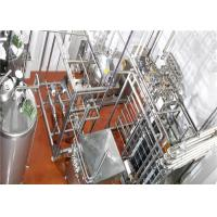 Buy cheap Raw Milk Production Line From A to Z Complete Glass Bottle / PE Bottle from wholesalers