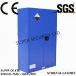 Buy cheap Steel Corrosive Storage Cabinet, acid liquid storage in labs,university, minel from wholesalers