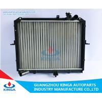 Buy cheap High Performance Auto Parts Aluminum Racing Radiator KIA K-SERIE'MT product