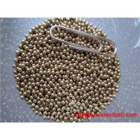 Buy cheap 1.0mm Brass Ball from wholesalers