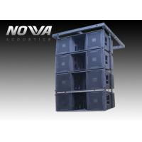 Buy cheap High Efficiency JBL Style Pro Audio Equipment Portable For Corporate Events from wholesalers