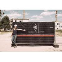 Buy cheap Temporary Noise Barriers 40dB from wholesalers