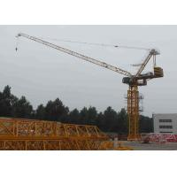Buy cheap XCMG Travelling 8 Ton Luffing Tower Crane 50 Meters XGTL120 from wholesalers
