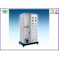 Buy cheap IEC 60332-1 Flame Propagation Test Apparatus for a Single Insulated Cable from wholesalers