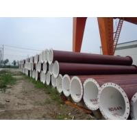 Buy cheap Dredging steel pipe for offshore construction from wholesalers