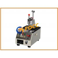 Buy cheap Automated Fiber Optic Polishing Machine For Dual APC and PC Polish Connectors from wholesalers