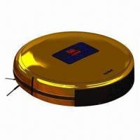 Buy cheap Robotic Vacuum Cleaner with Stair Recognition, UV Sterilizing Lamp, Double Side Brushes, Voice Alert from wholesalers