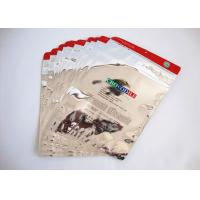 Buy cheap Ziplock T Shirt Plastic Packaging Bags For Garment / Aluminium Foil Pouches from wholesalers