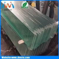 Buy cheap 8mm,10mm,12mm Clear tempered-laminated Bathroom Shower safety Glass china supplier from wholesalers