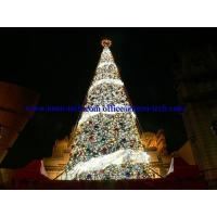 Buy cheap Artificial christmas tree Christmas decoration tree LED Light Motif from wholesalers