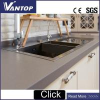 Buy cheap Chinese Wholesale Gray Synthetic Quartz Surface Counter tops VT2857 from wholesalers