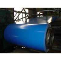 China prepainted aluzinc steel coils for metal roofing sheets and sandwich panel on sale