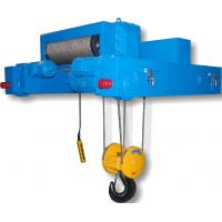 China Double Girder Electric Wire Rope Hoists SHA Type Electric Chain Hoist / Cable Hoist on sale
