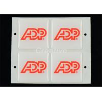 Buy cheap Screen Printing Process 3D Domed Labels Epoxy Logo Sticker For Advertising from wholesalers