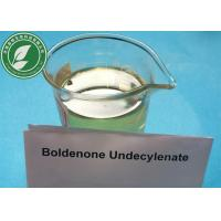 Buy cheap Injectable Steroid Hormone Boldenone Undecylenate For Fat Loss CAS 13103-34-9 from wholesalers
