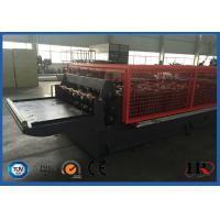 Buy cheap Double Layer Corrugated Sheet Roll Forming Machine With Hydraulic Station from wholesalers