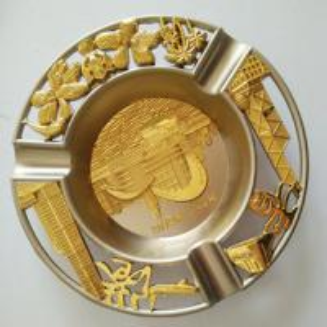 China Wholesale Custom Personality Metal Ashtray; Zinc Alloy Ashtray;bubbler on sale