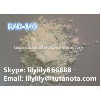 Buy cheap RAD 140 SARMS Steroids CAS 1182367-47-0 Muscle Mass Steroids Powder For Men from wholesalers