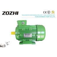 Buy cheap Asynchronous 3 Phase Induction Motor , Low Noise High Pressure Induction Motor from wholesalers