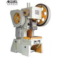 Buy cheap J23 Series O.B.I. Eccentric Power Press from wholesalers