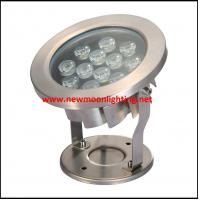 Buy cheap 12 Watt Stainless Steel Underwater LED Light from wholesalers